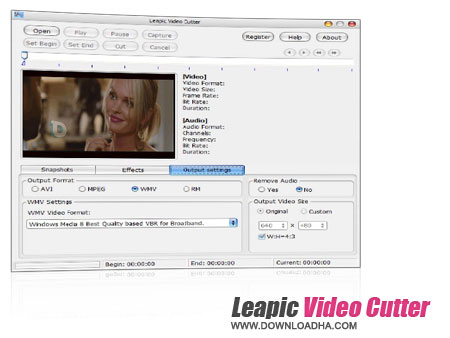 Leapic Video Cutter 6.0